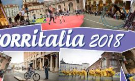 """KERMESSE CULTURALE E SPORTIVA - """"CORRITALIA 2018 - LIBERAMENTE ASSOCIATI"""""""