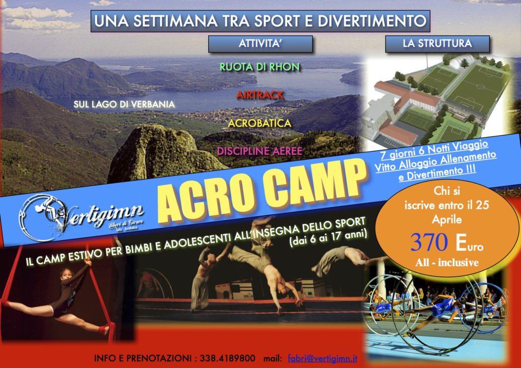 Speciale Campus Estivi Sportivi