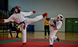 SECONDA GARA REGIONALE AICS DI KARATE