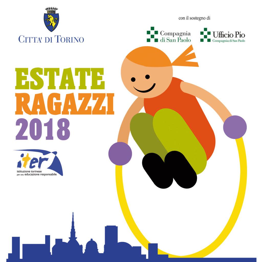 ESTATE RAGAZZI 2018: CASCINA FALCHERA, LUDOTECA ALIOSSI e centri estivi nelle scuole torinesi