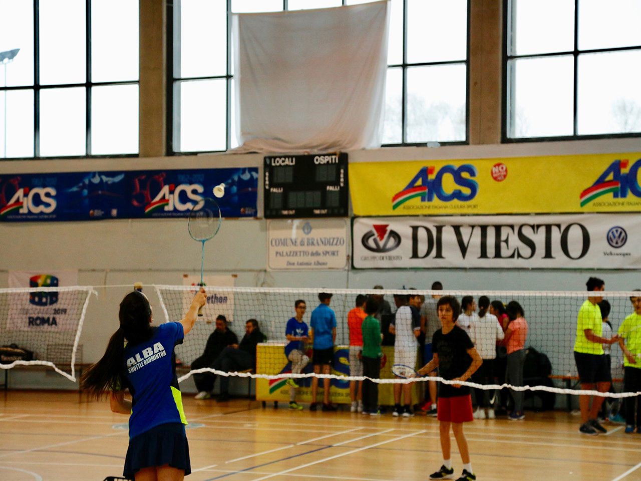 badminton incontri