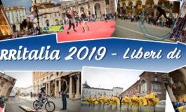 """KERMESSE CULTURALE E SPORTIVA - CORRITALIA 2019  """"LIBERI DI…"""""""