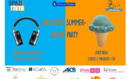 SPAZI REALI - WELCOME SUMMER SILENT PARTY