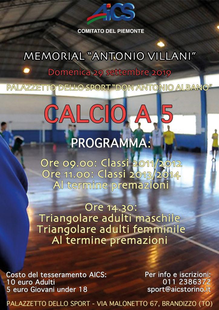 """MEMORIAL """"ANTONIO VILLANI"""""""