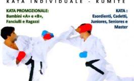 1° Trofeo di Karate AICS-Fijlkam