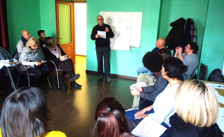 Il primo incontro di Aics solidale: intrecci di idee