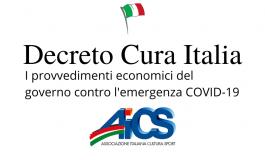 #CuraItalia: le riunioni degli organi sociali delle associazioni