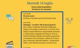 Storie di sanità pubblica e sanità privata - Evento in Piazza della Repubblica