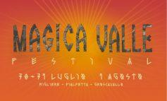 MAGICA VALLE FESTIVAL - 30/31 LUGLIO E 1 AGOSTO