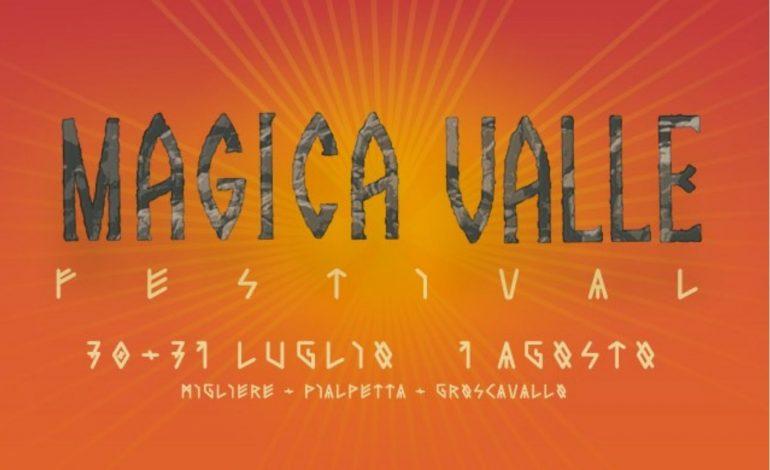 MAGICA VALLE FESTIVAL – 30/31 LUGLIO E 1 AGOSTO