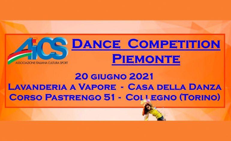 AICS Dance Competition Piemonte – Domenica 20 giugno