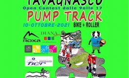 PUMP TRACK TAVAGNASCO - IL 10 OTTOBRE LA SECONDA EDIZIONE