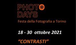TORINO ATTIVA - PHOTO DAYS DAL 18 AL 30 OTTOBRE